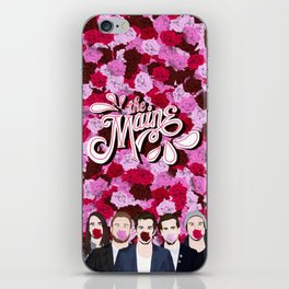 The Maine roses iPhone Skin