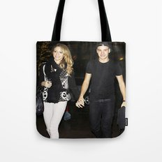 One Direction Liam Payne Danielle Peazer Payzer Tote Bag