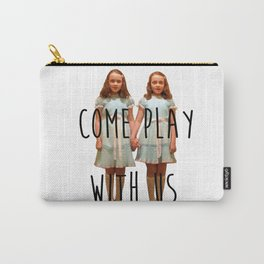 Come play with us Carry-All Pouch