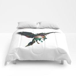 Galaxy Pegasus Comforters
