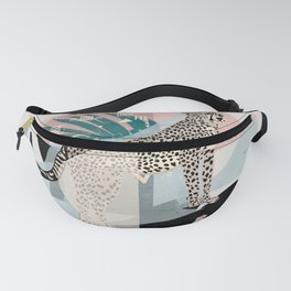 Majesty Cheetah I. Fanny Pack
