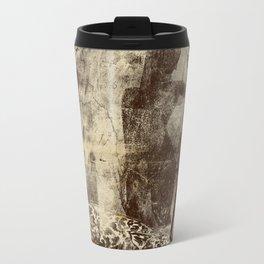 paleo warrior Metal Travel Mug