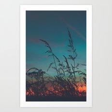 Endless Night 2 Art Print
