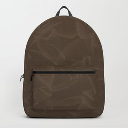 Quincy Tobacco Brown Backpack