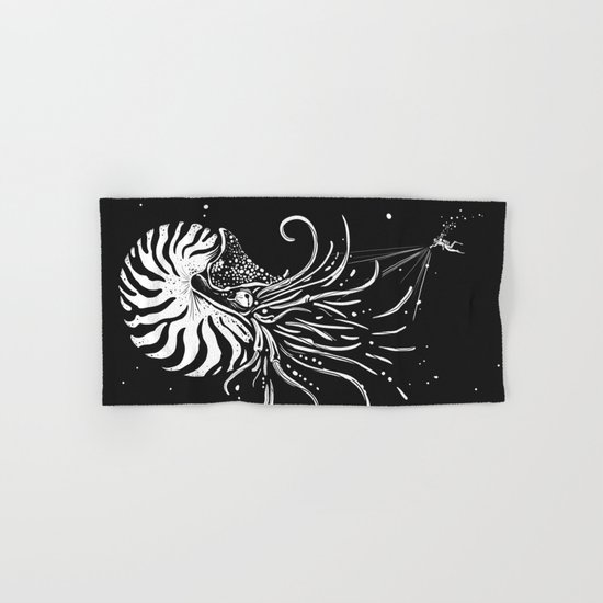 Nautilus Dominus Hand & Bath Towel