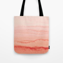 WITHIN THE TIDES - LIVING CORAL Tote Bag