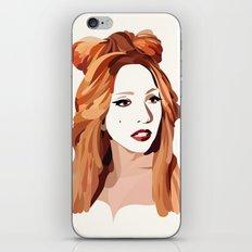 Monster Goddess iPhone & iPod Skin