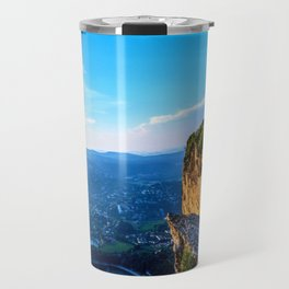 A View To Everything French Riviera Travel Mug
