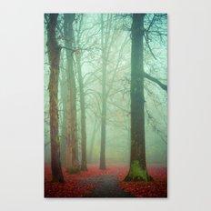 Autumn Wanderlust Canvas Print