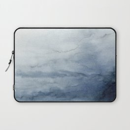 Indigo Abstract Painting | No.2 Laptop Sleeve