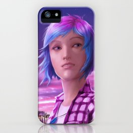 Life is Strange - With You iPhone Case