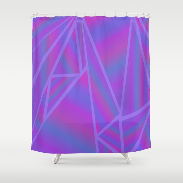 Every Little Thing is Gonna Be Alright Shower Curtain