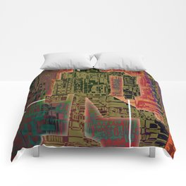 Robotic Lab Comforters