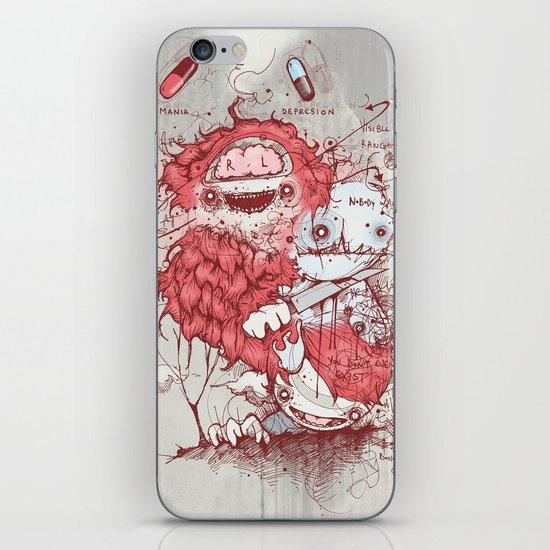Dr Jekyll iPhone & iPod Skin