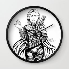 ARMOR Wall Clock
