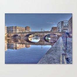 Ouse Bridge York Canvas Print