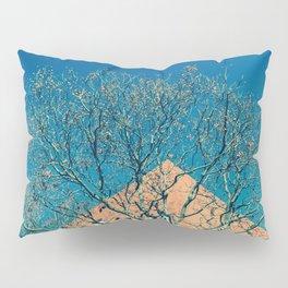 Fantasía (en azul y amarillo) Pillow Sham