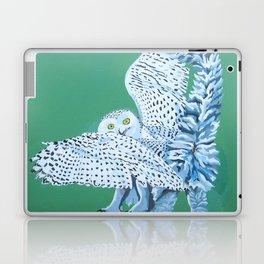 Cat Owl Laptop & iPad Skin