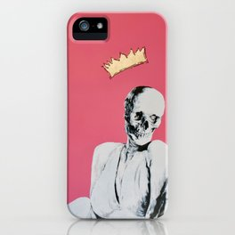 immortal marylin iPhone Case