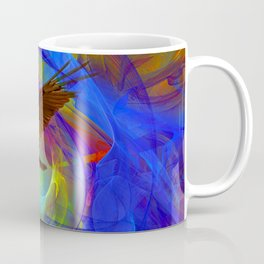 Vulture Escaping From Hell Coffee Mug