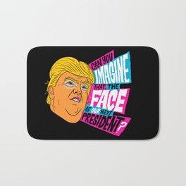 Trump Face Bath Mat