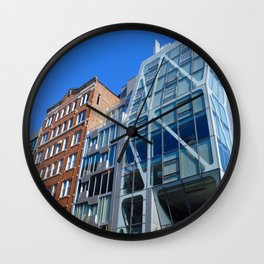Highline Wall Clock