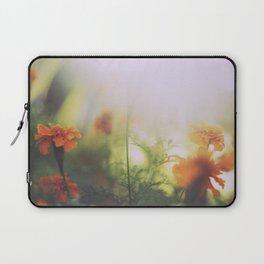 Marigolds in Ubud Laptop Sleeve