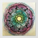 Graphic Flower Mandala by macyj
