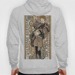 Alfons Mucha - Lorenzaccio - Digital Remastered Edition Hoody