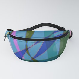 Abstract #355 Fanny Pack