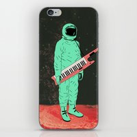 space jam iPhone & iPod Skins featuring Space Jam by Chase Kunz