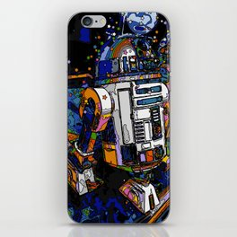 R2-DELIC iPhone Skin