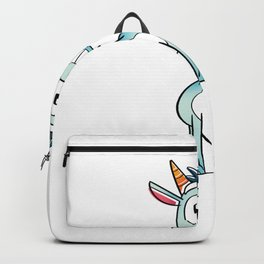 Goat Happy Backpack