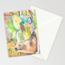Mostly Wild Stationery Cards