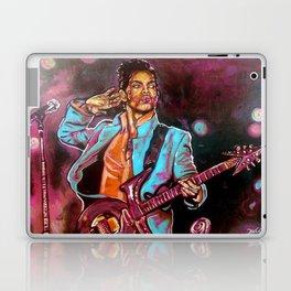 Purple Funk Laptop & iPad Skin