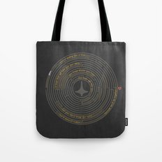 I'll Tell You A Riddle Tote Bag