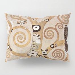 Gustav Klimt - Lebensbaum Pillow Sham