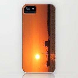 Sunset in Cuba iPhone Case