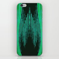 ikat iPhone & iPod Skins featuring IKAT IKAT by SHERYLCOLOUR
