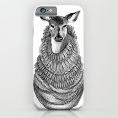 Feathered Deer.  Slim Case iPhone 6s