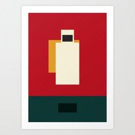 Deja Entendu Art Print