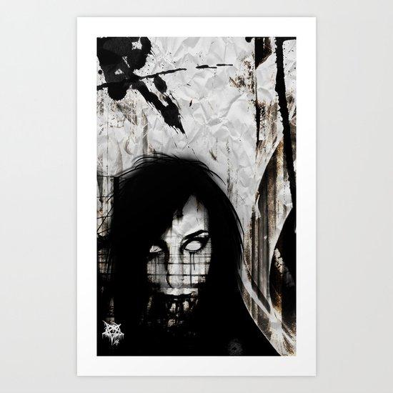 follow Art Print