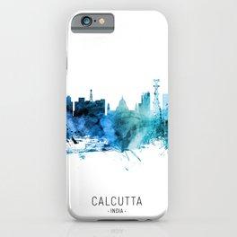 Calcutta Kolkata India Skyline iPhone Case