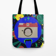 having too much fun to take pictures Tote Bag