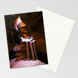 Molten Time Stationery Cards