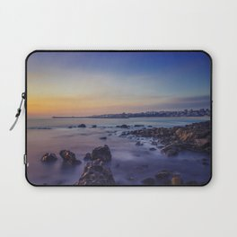 Sunset by the Sea Laptop Sleeve