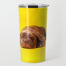 Cane Corso - Italian Mastiff Puppy Travel Mug