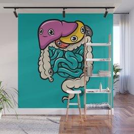 Guts Wall Mural