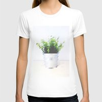 plant T-shirts featuring Plant by Danny Ivan