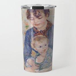 Young Mother Travel Mug